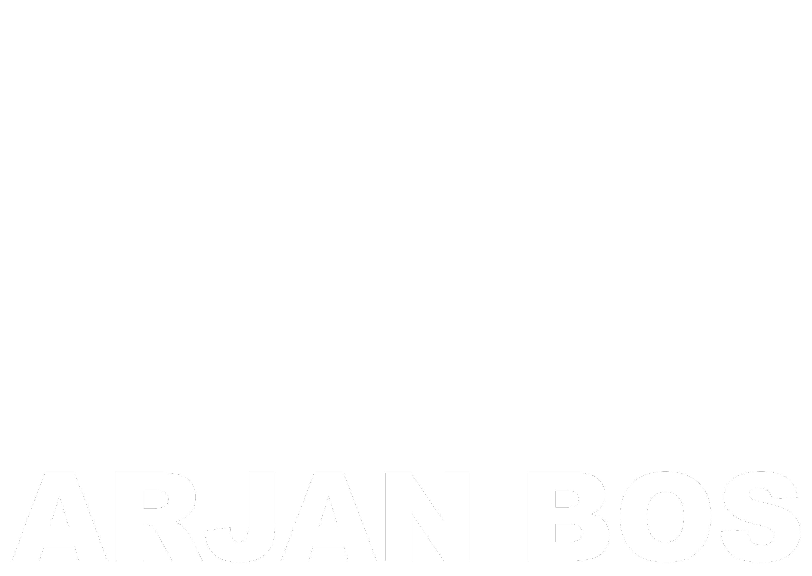 Arjan Bos goes Dakar
